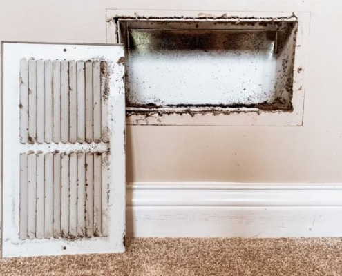 professional air duct cleaner Columbus OH